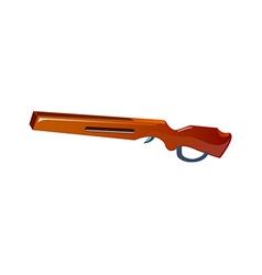 Icon gun vector