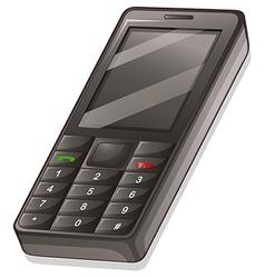 A cellular phone vector