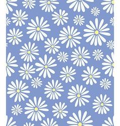 Doris day flower on lavender vector