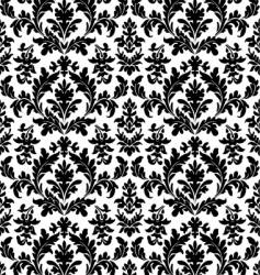 Floral wallpaper seamless vector