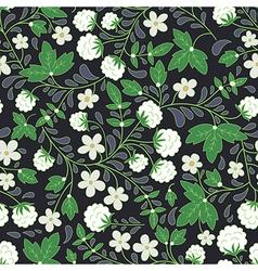 White blackberry vector