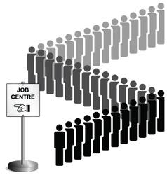Job centre uk version vector