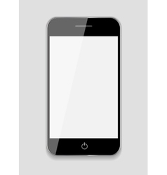 Abstract design mobile phone vector