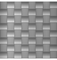 Brushed metal geometric pattern vector