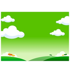 Country side vector
