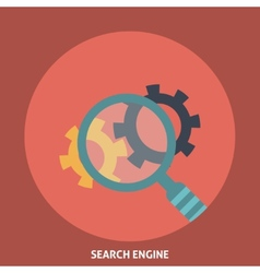 Search engine vector