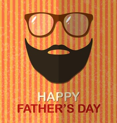 Father day card vector
