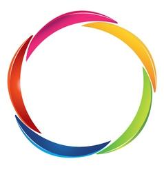 Abstract logo design vector