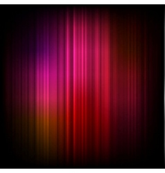 Velvet curtain vector