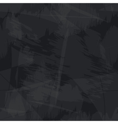 Black and gray grungy paper seamless background vector