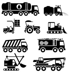 Special vehicles vs vector