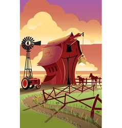 Farm2 vector