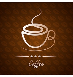 Coffee cup7 vector