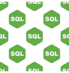 Sql pattern vector