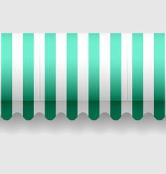 Seamless awning vector