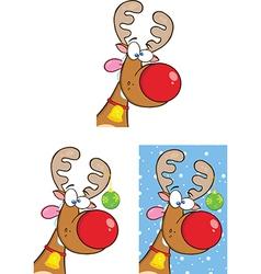 Christmas cartoons vector