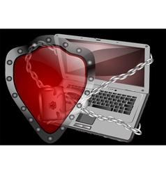 Computer security vector