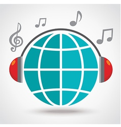 Worldmusic vector