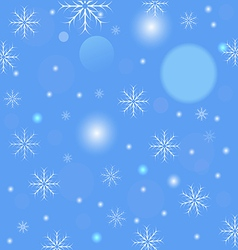 Background blue celebration christmas cold element vector