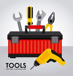 Tools design vector