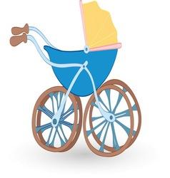 Baby stroller 01 resize vector