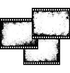 Film frames vector