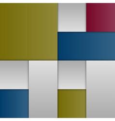 Colour layout vector