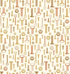 Screws pattern vector