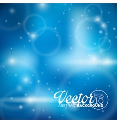 Blurred background abstract shiny design vector