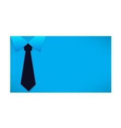 Business card modern design vector
