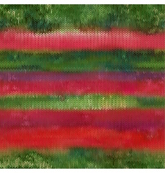 Beautiful red and gark green seamless vector