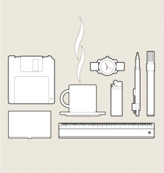 Items vector