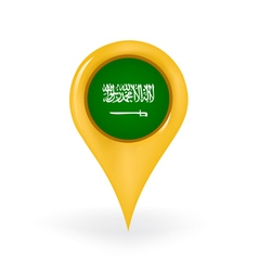 Location saudi arabia vector