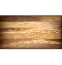 Wooden boards vector