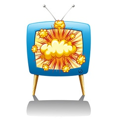 Explode and tv vector