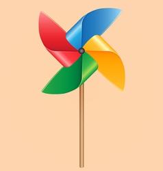 Propeller pinwheel vector