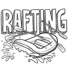 Rafting vector