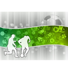Soccer in the green wave vector