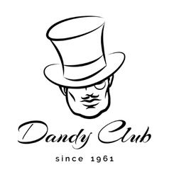 Dandy logo vector