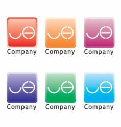 Web 20 logo vector