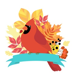 Autumn time vector