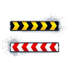 Direction arrows vector