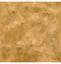 Old geometric polygonal paper texture vector