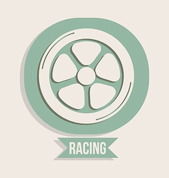 Race design vector