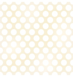 Seamless grunge circles polka dots background text vector