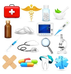 Medical object vector