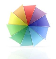 Color palette 04 vector