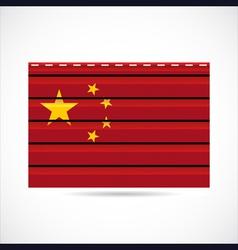 Siding produce company icon china vector