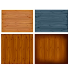 Wall panels vector