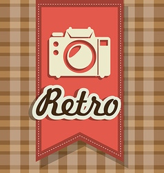Camera digital design vector